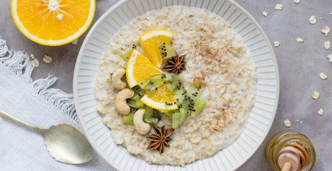 pourquoi le porridge est-il bon pour les sportifs