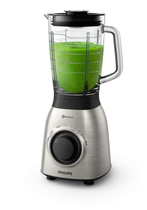 Blender-Philips HR355500 en utilisation