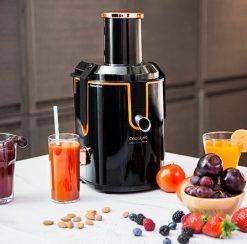 Centrifugeuse Cecotec Extreme Titanium 19000 XXL 950 ml 1300W jus de fruits