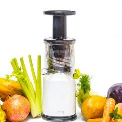 extracteur de jus par pression a froid cecotec juicer compact 4038 fruits