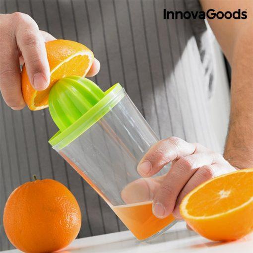 coupe-legumes et presse-agrumes pressage orange