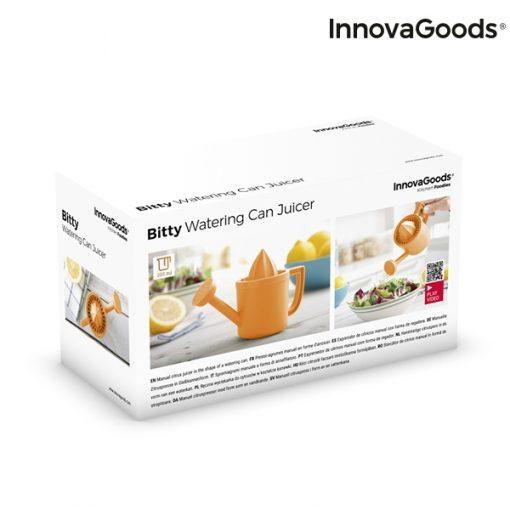 Presse-agrumes arrosoir packaging