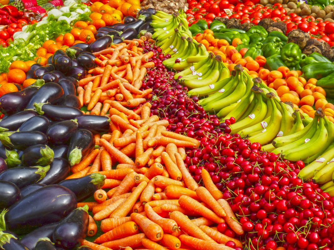 fruits legumes differences